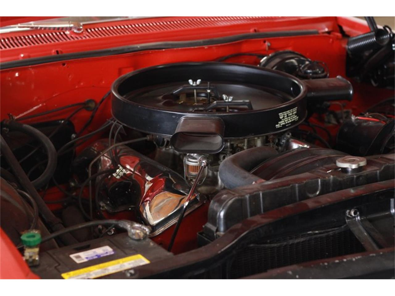 Large Picture of '62 Impala - L808