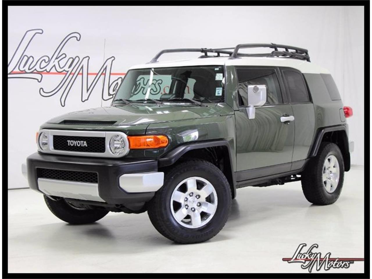 Toyota For Sale By Owner >> 2010 Toyota Fj Cruiser 4wd 1 Owner Clean Carfax In Elmhurst Illinois