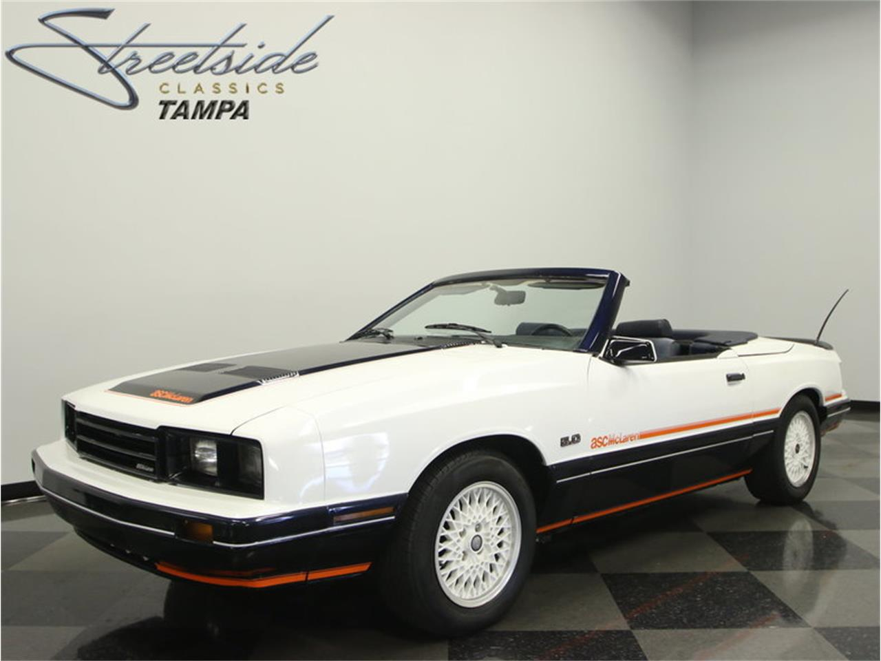 Large Picture of '85 Capri located in Lutz Florida - $12,995.00 Offered by Streetside Classics - Tampa - L92G
