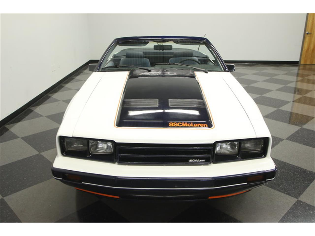Large Picture of 1985 Mercury Capri located in Lutz Florida Offered by Streetside Classics - Tampa - L92G