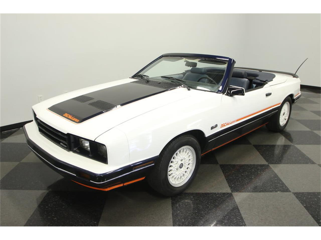 Large Picture of 1985 Capri located in Florida Offered by Streetside Classics - Tampa - L92G
