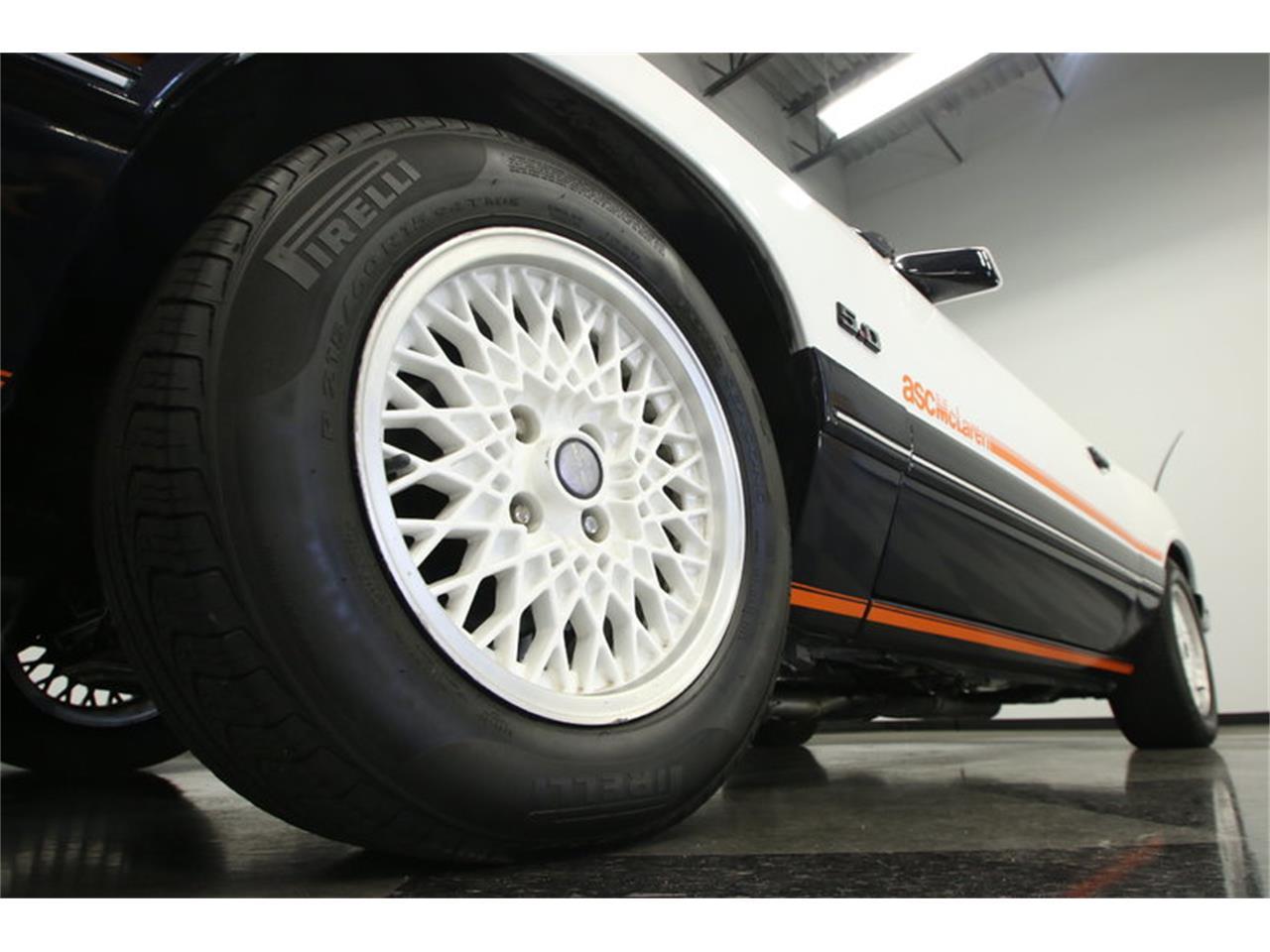 Large Picture of '85 Mercury Capri located in Florida - L92G