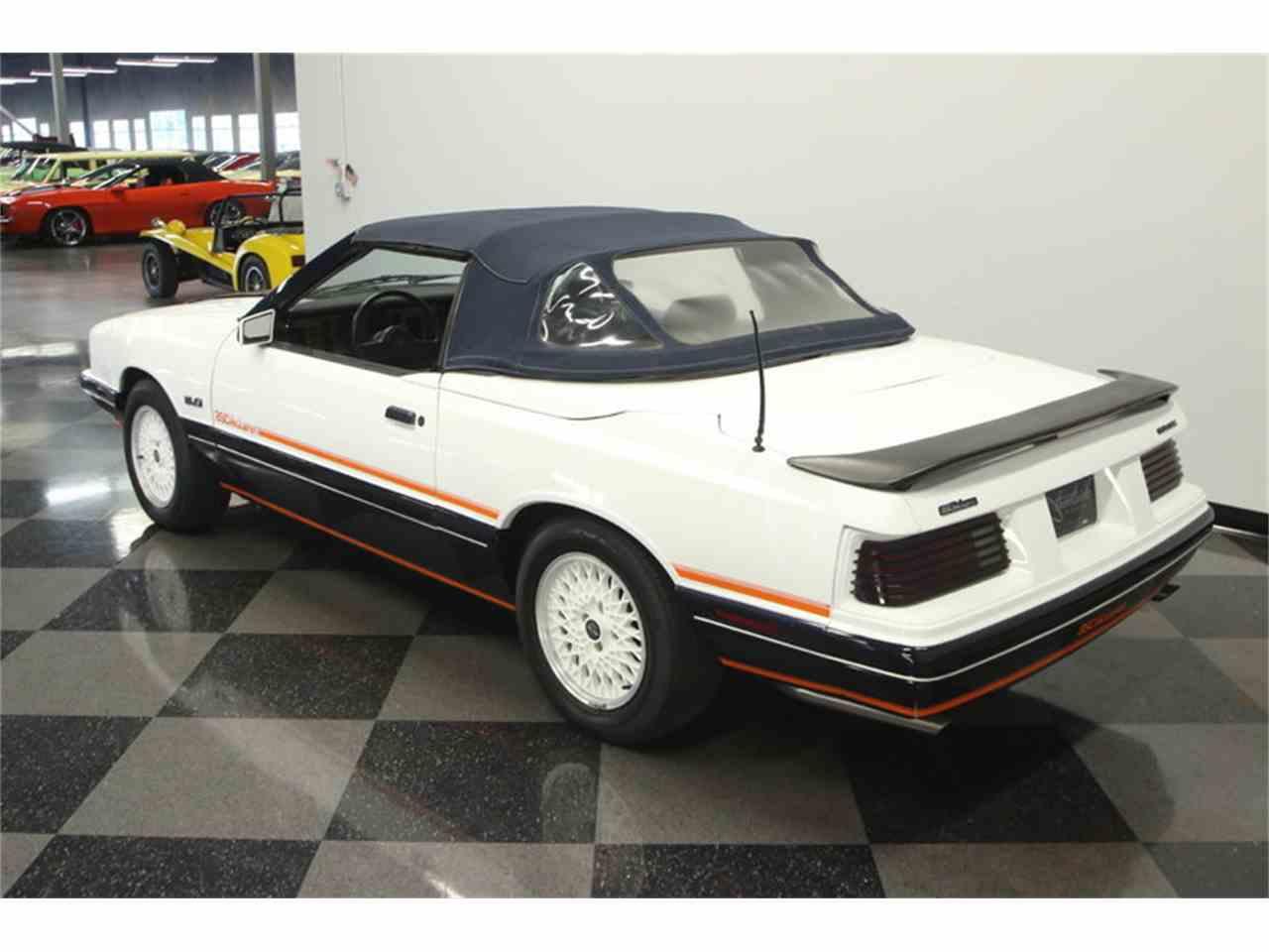 Large Picture of '85 Capri - L92G