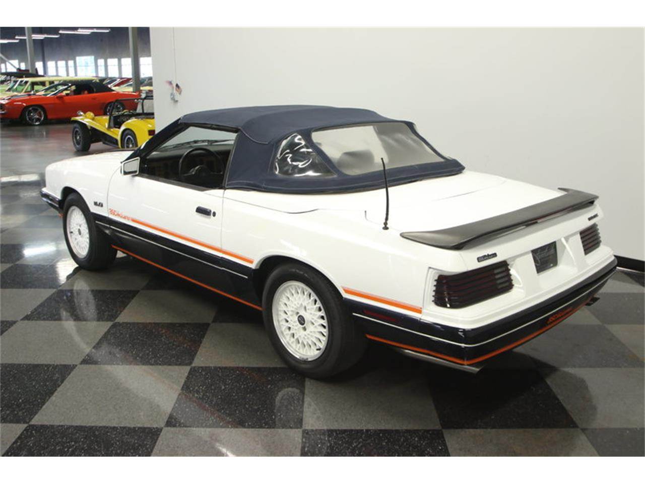Large Picture of '85 Capri Offered by Streetside Classics - Tampa - L92G
