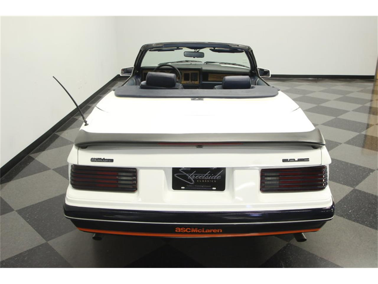 Large Picture of 1985 Mercury Capri located in Florida - $12,995.00 Offered by Streetside Classics - Tampa - L92G