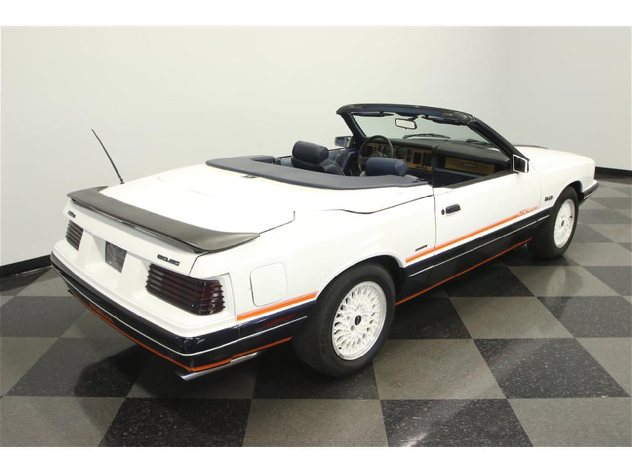 Large Picture of 1985 Capri - L92G