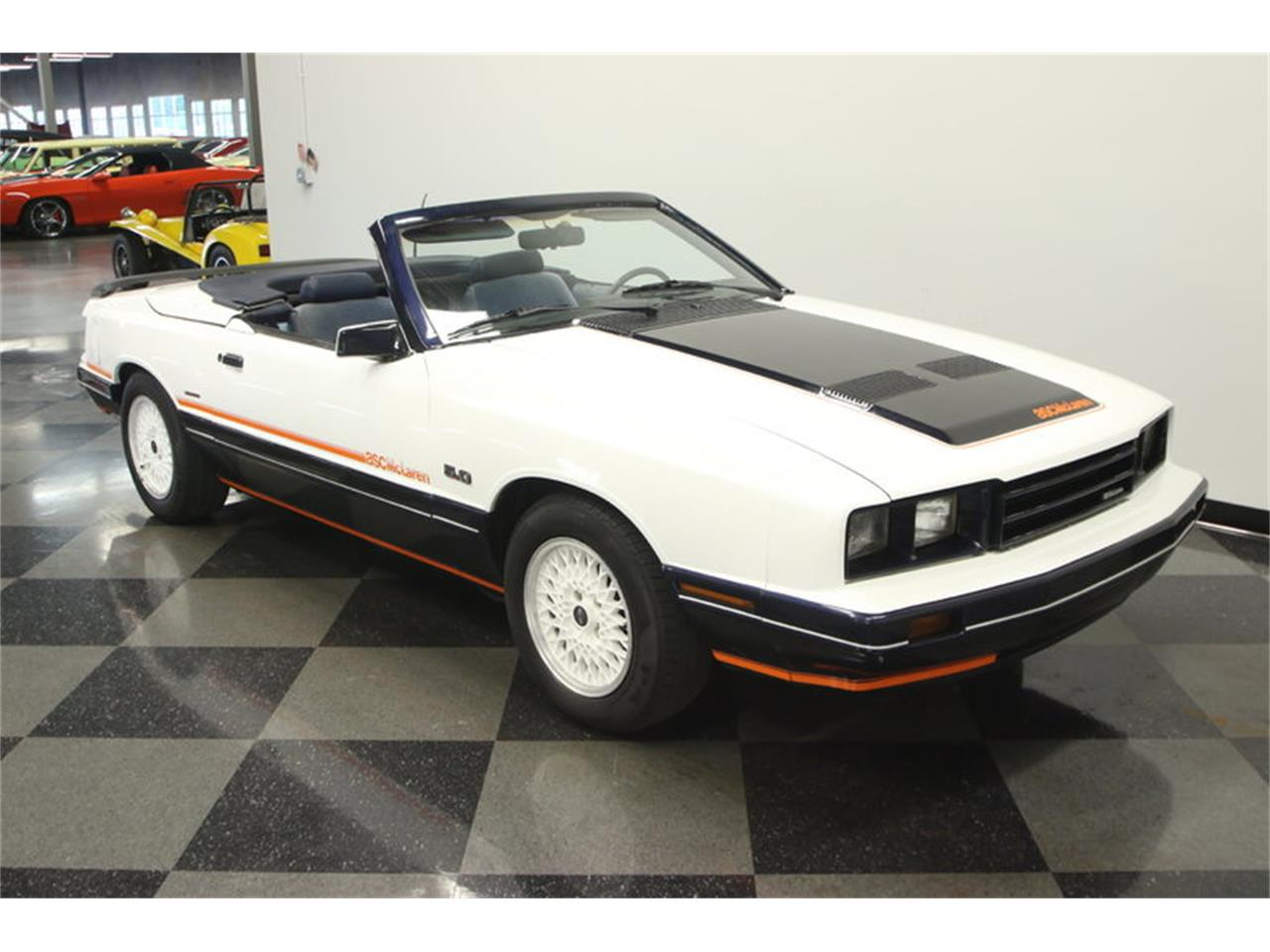 Large Picture of 1985 Mercury Capri Offered by Streetside Classics - Tampa - L92G