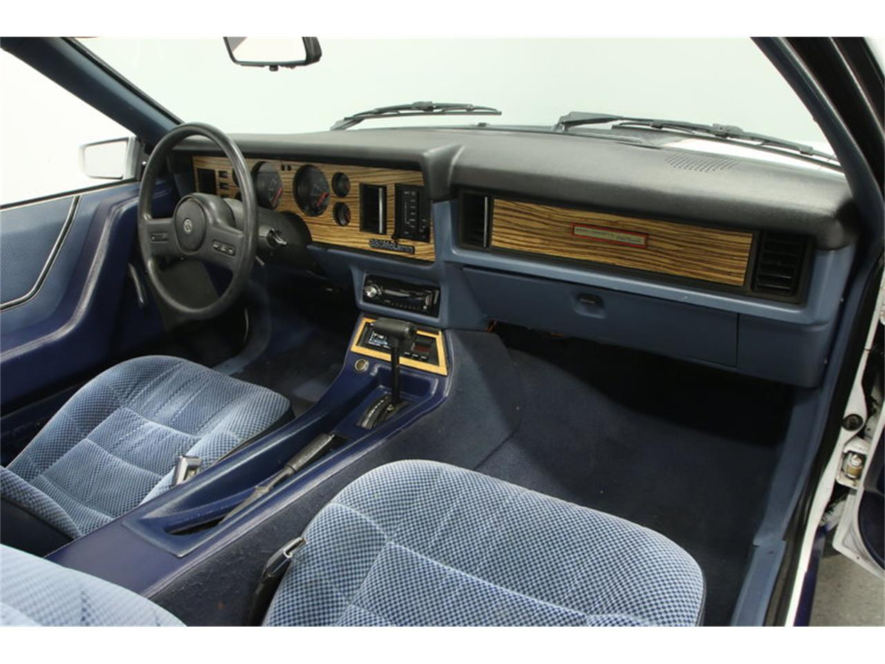 Large Picture of '85 Mercury Capri located in Lutz Florida Offered by Streetside Classics - Tampa - L92G