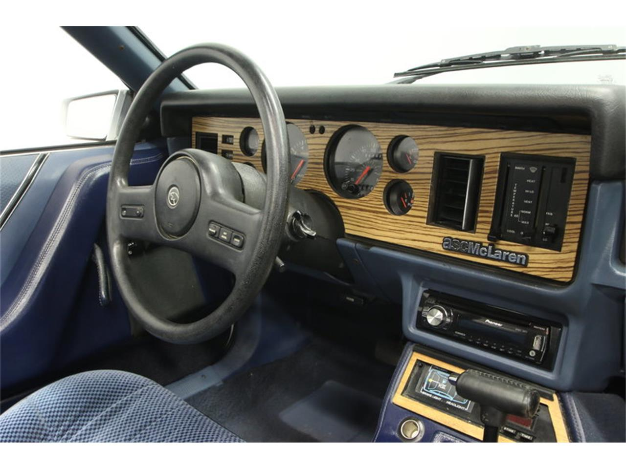 Large Picture of 1985 Capri Offered by Streetside Classics - Tampa - L92G