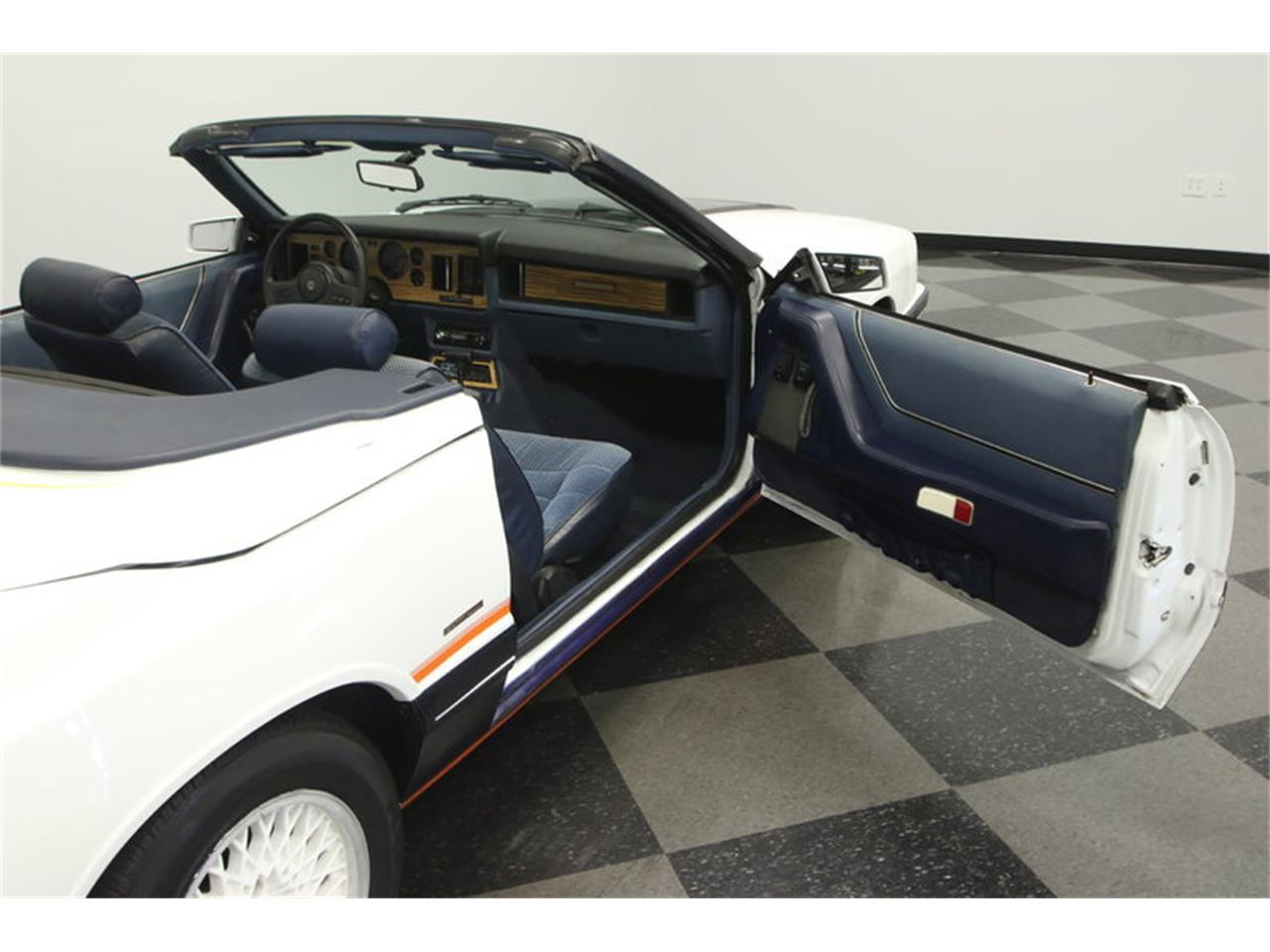 Large Picture of '85 Mercury Capri located in Florida Offered by Streetside Classics - Tampa - L92G
