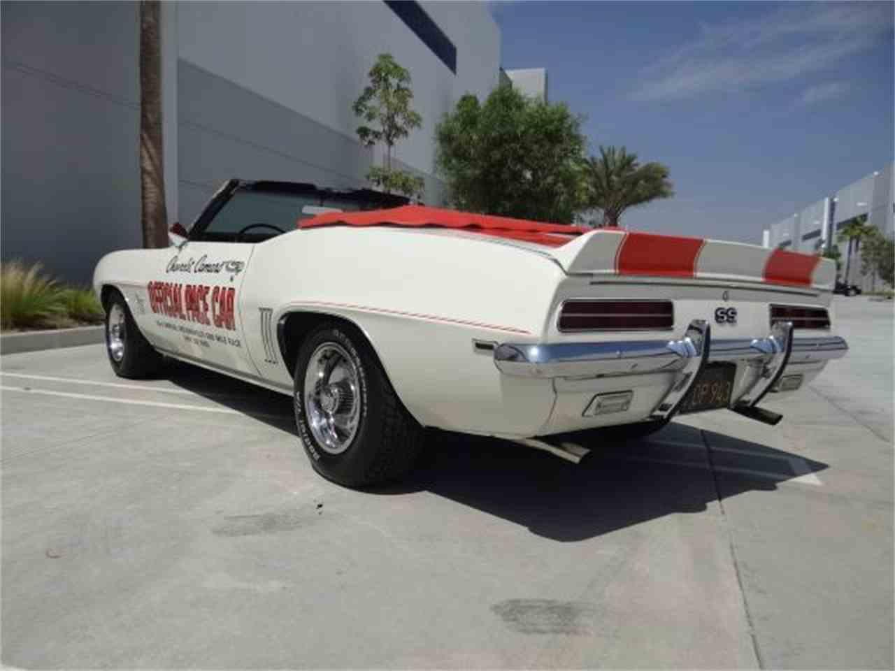Large Picture of '69 Chevrolet Camaro located in California - L934