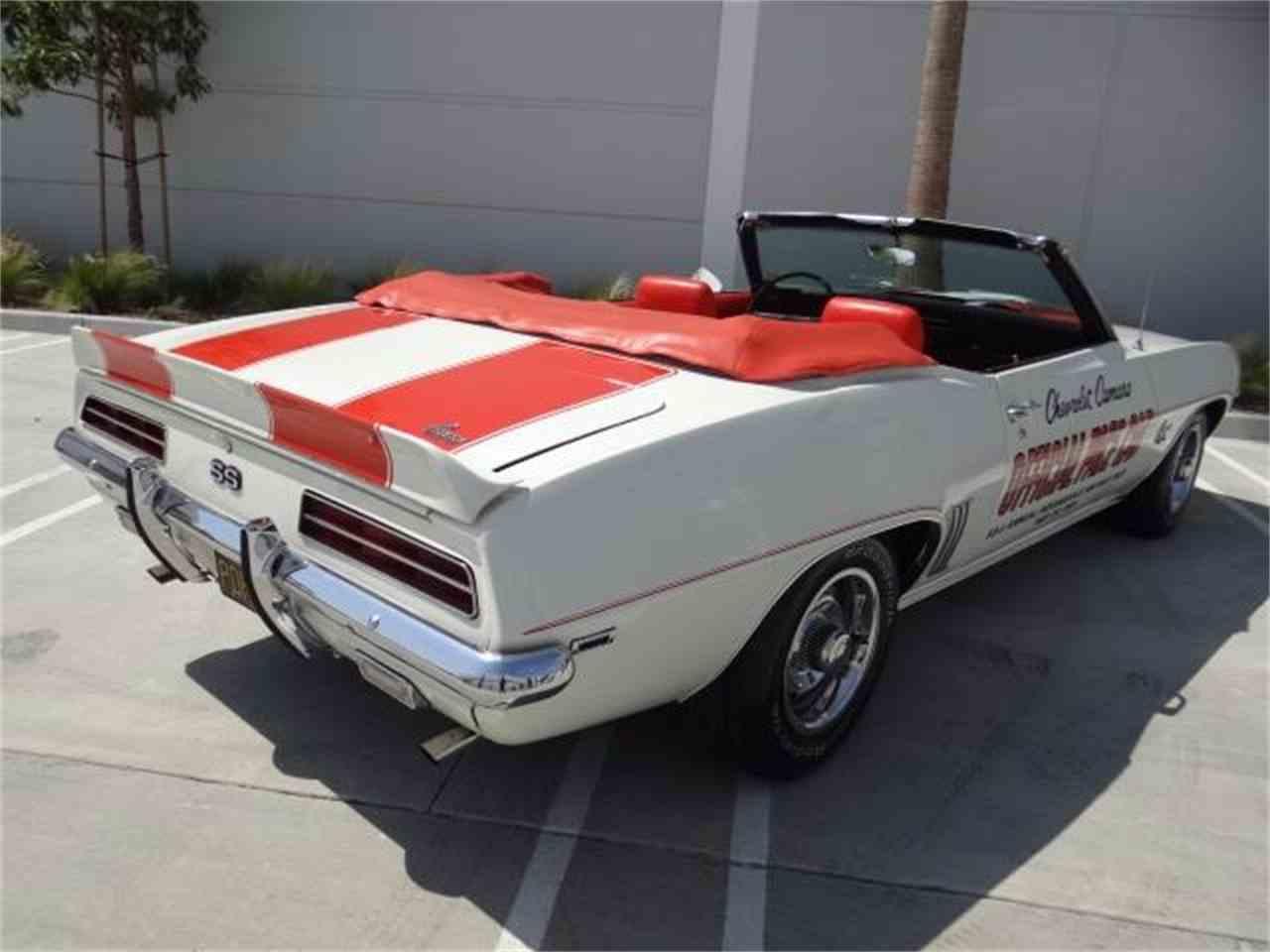 Large Picture of Classic 1969 Camaro located in California - $58,900.00 - L934
