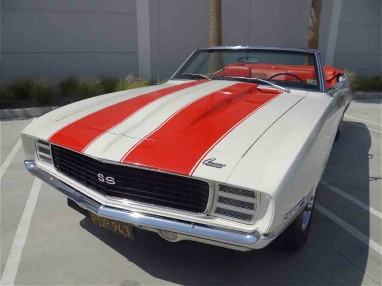 Large Picture of Classic 1969 Chevrolet Camaro - $58,900.00 Offered by West Coast Corvettes - L934