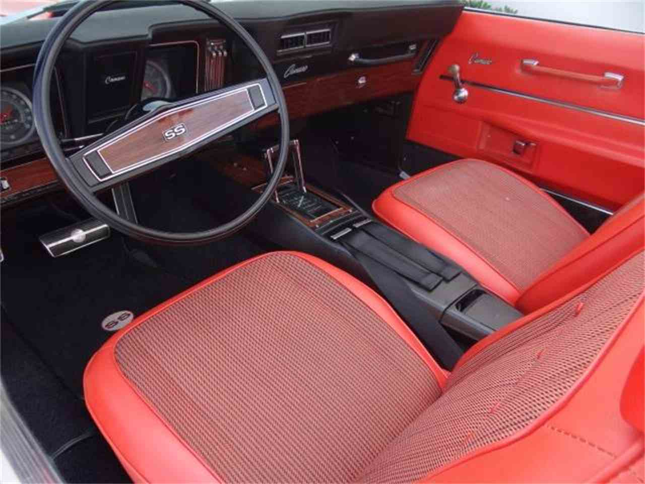 Large Picture of '69 Camaro located in California Offered by West Coast Corvettes - L934