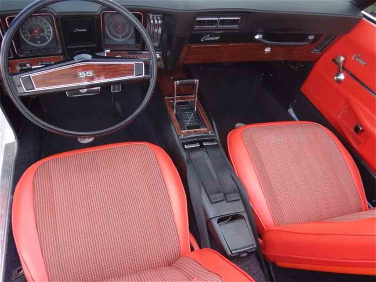 Large Picture of 1969 Chevrolet Camaro located in Anaheim California - $58,900.00 Offered by West Coast Corvettes - L934