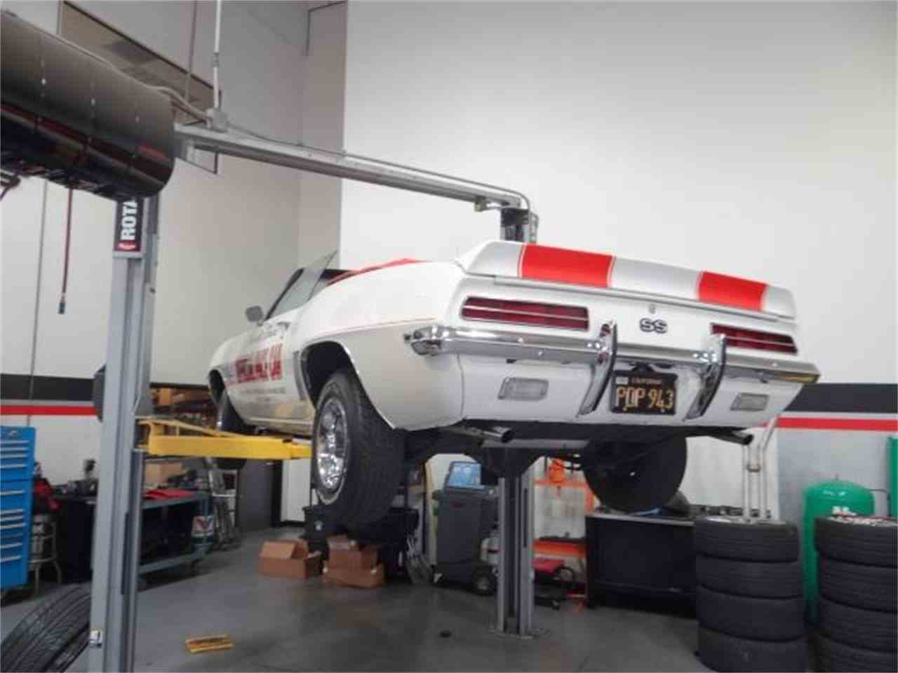 Large Picture of Classic '69 Chevrolet Camaro located in Anaheim California Offered by West Coast Corvettes - L934