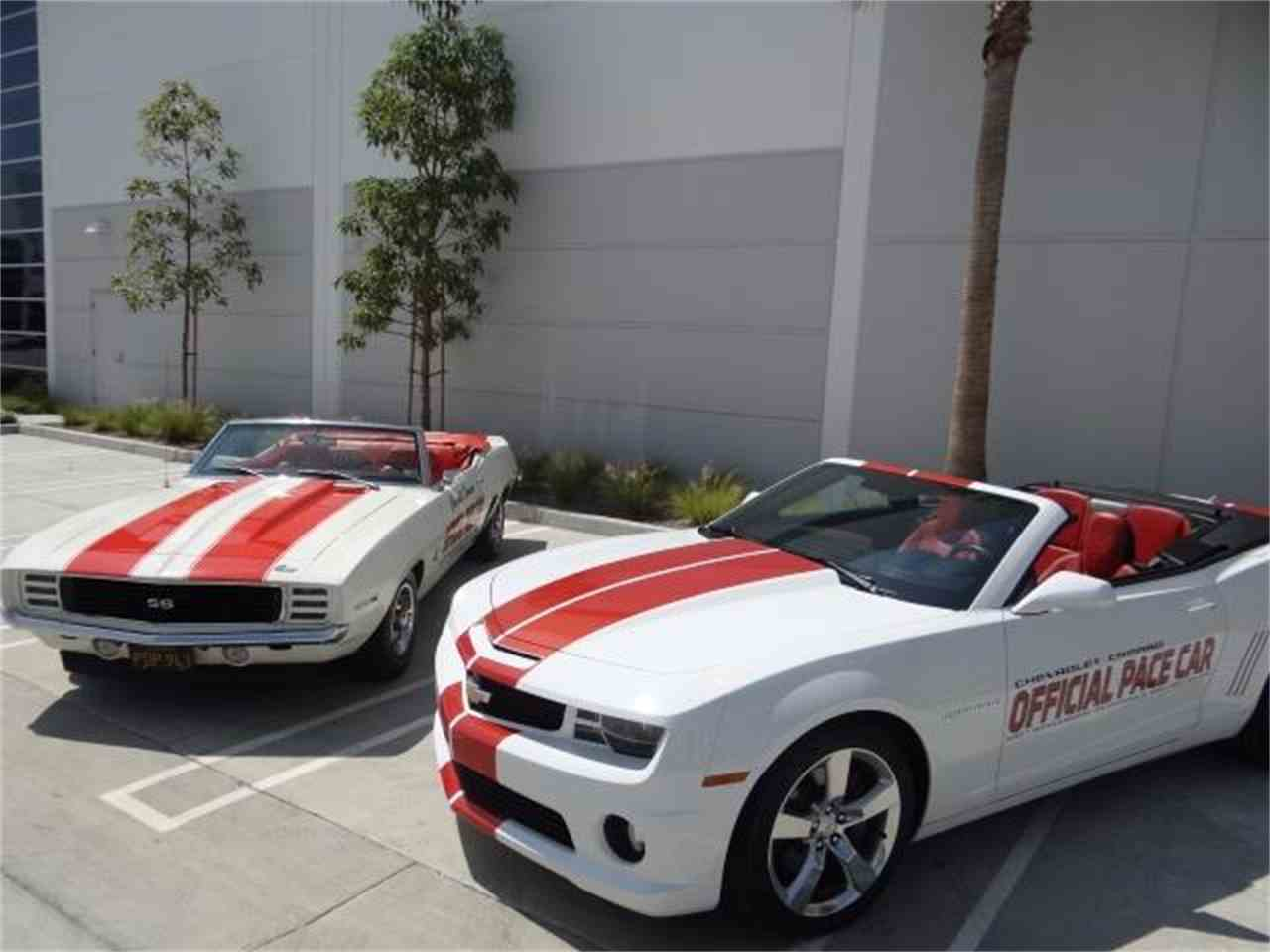 Large Picture of Classic '69 Camaro located in Anaheim California - $58,900.00 - L934