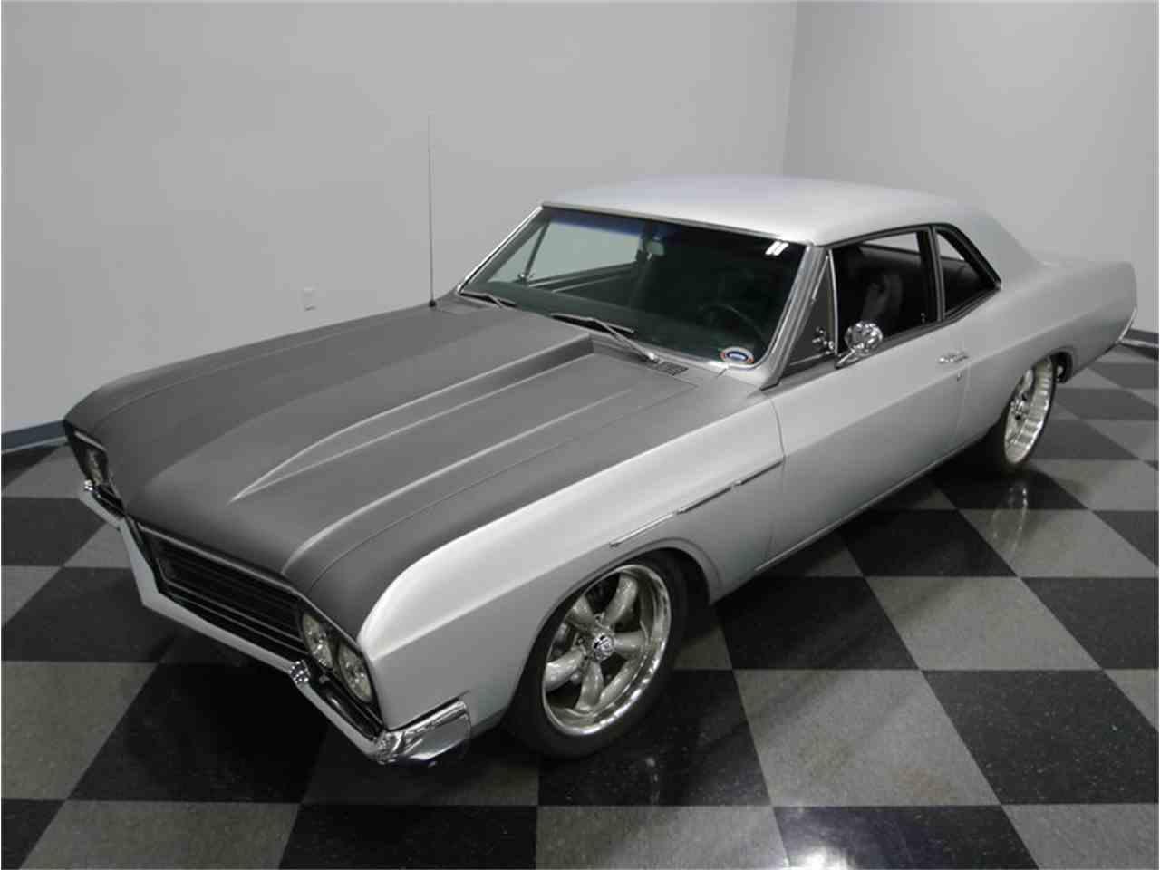 Large Picture of 1966 Buick Skylark Pro Touring - L93D