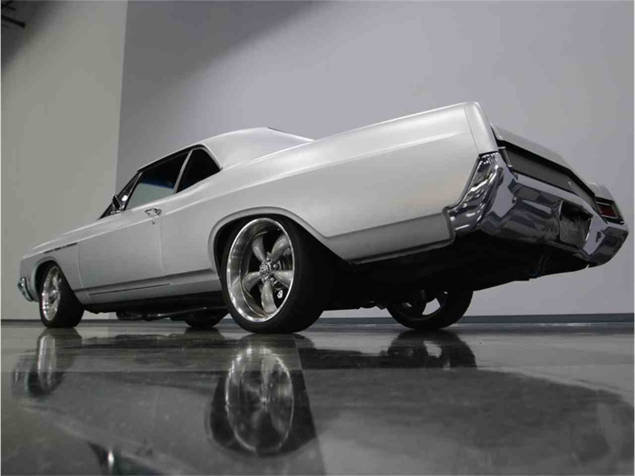 Large Picture of '66 Skylark Pro Touring Offered by Streetside Classics - Atlanta - L93D