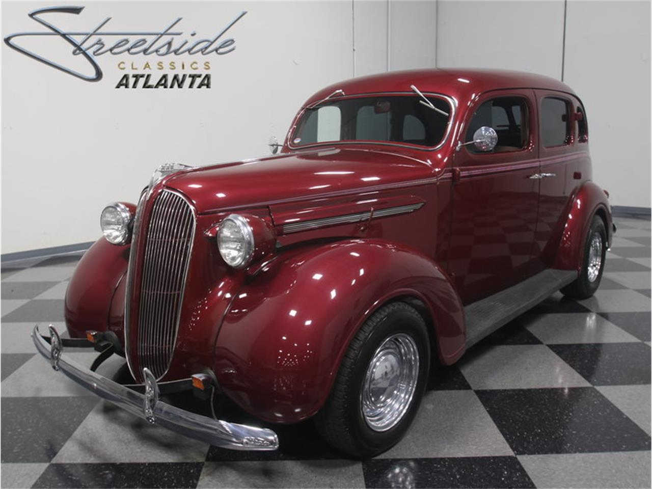 Large Picture of '37 P4 Offered by Streetside Classics - Atlanta - L93E