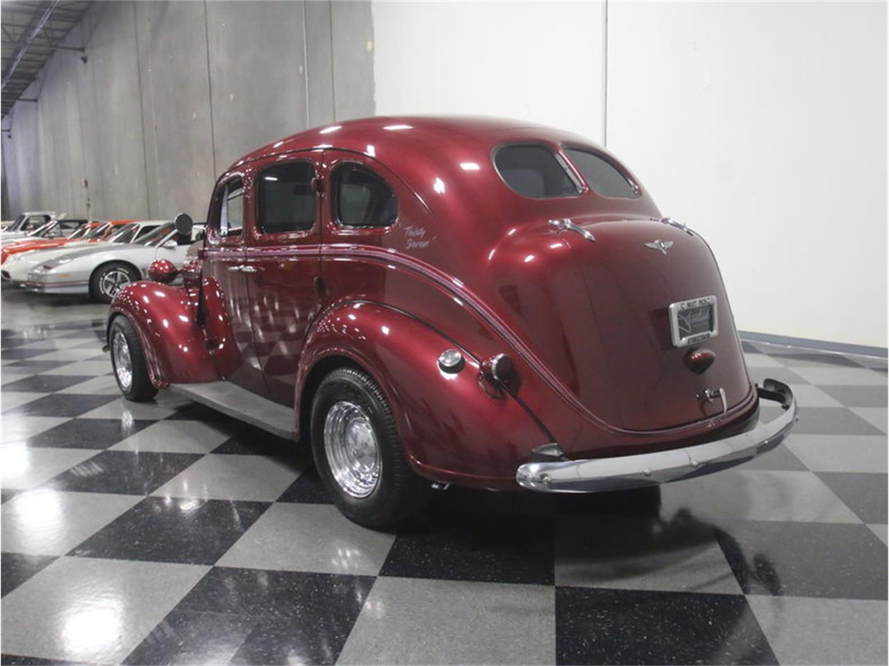 Large Picture of Classic '37 Plymouth P4 located in Lithia Springs Georgia Offered by Streetside Classics - Atlanta - L93E