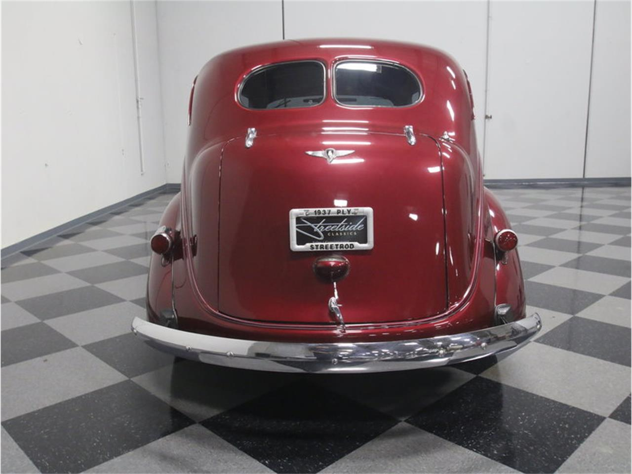 Large Picture of 1937 Plymouth P4 Offered by Streetside Classics - Atlanta - L93E