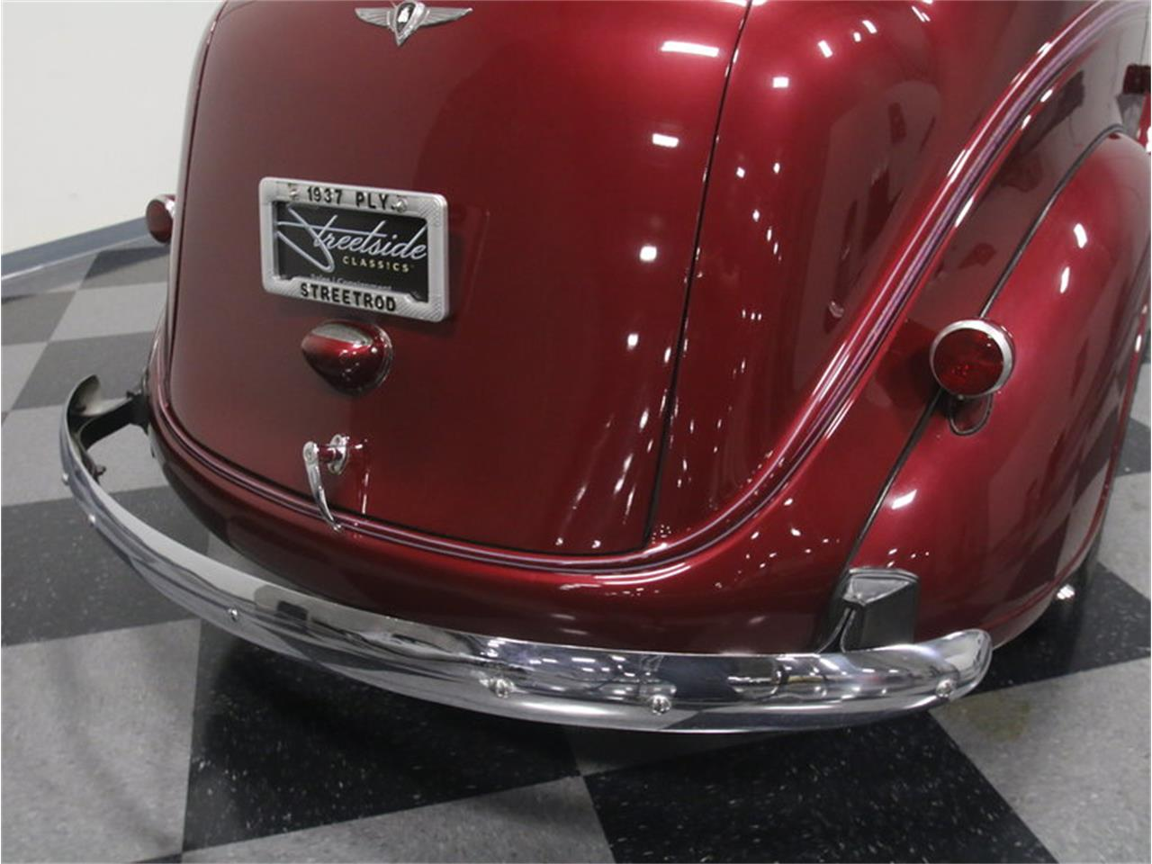 Large Picture of Classic '37 Plymouth P4 located in Georgia - $27,995.00 Offered by Streetside Classics - Atlanta - L93E