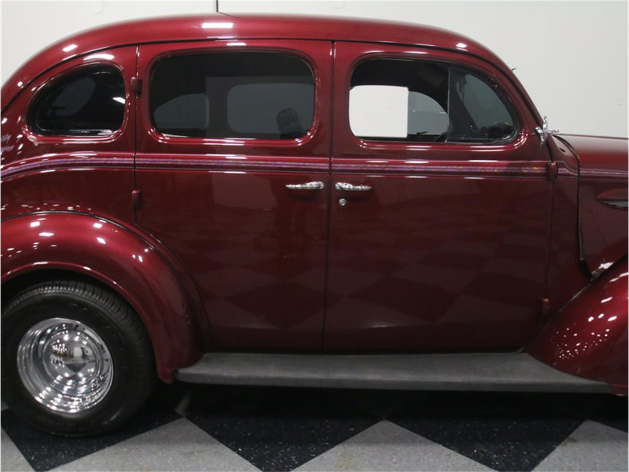 Large Picture of Classic '37 Plymouth P4 - $27,995.00 Offered by Streetside Classics - Atlanta - L93E
