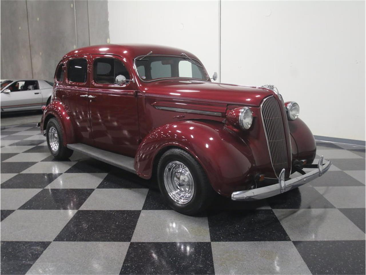Large Picture of Classic 1937 Plymouth P4 - $27,995.00 - L93E