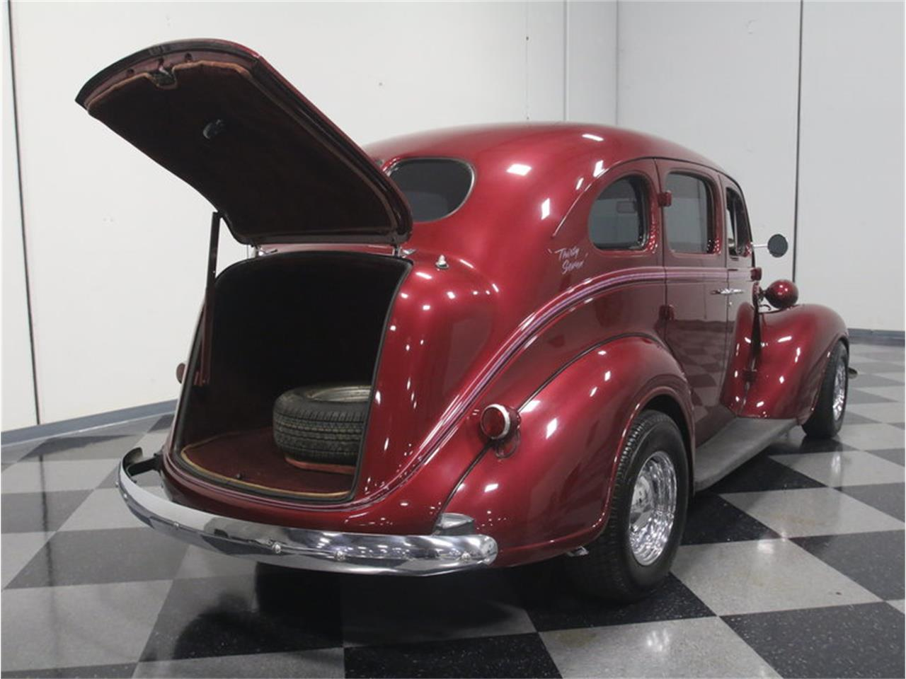 Large Picture of '37 Plymouth P4 located in Georgia - L93E