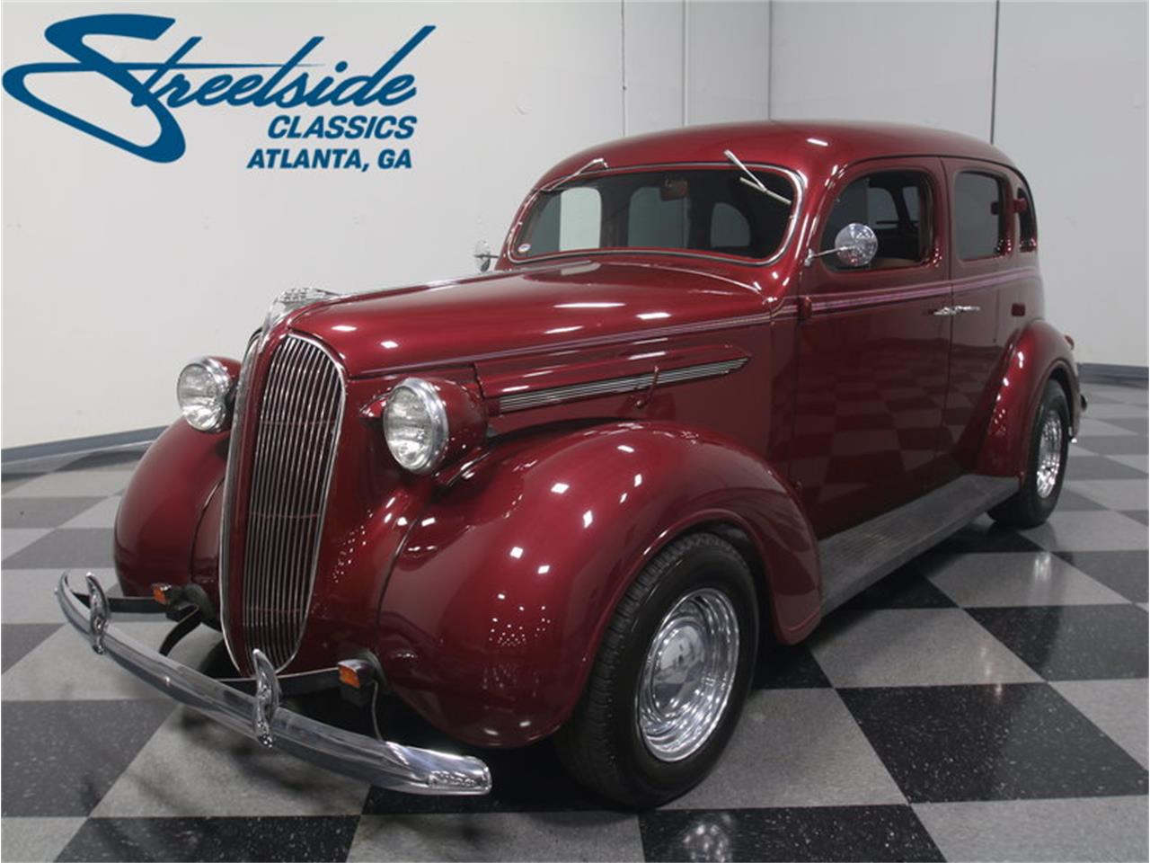 Large Picture of Classic 1937 Plymouth P4 located in Lithia Springs Georgia - L93E