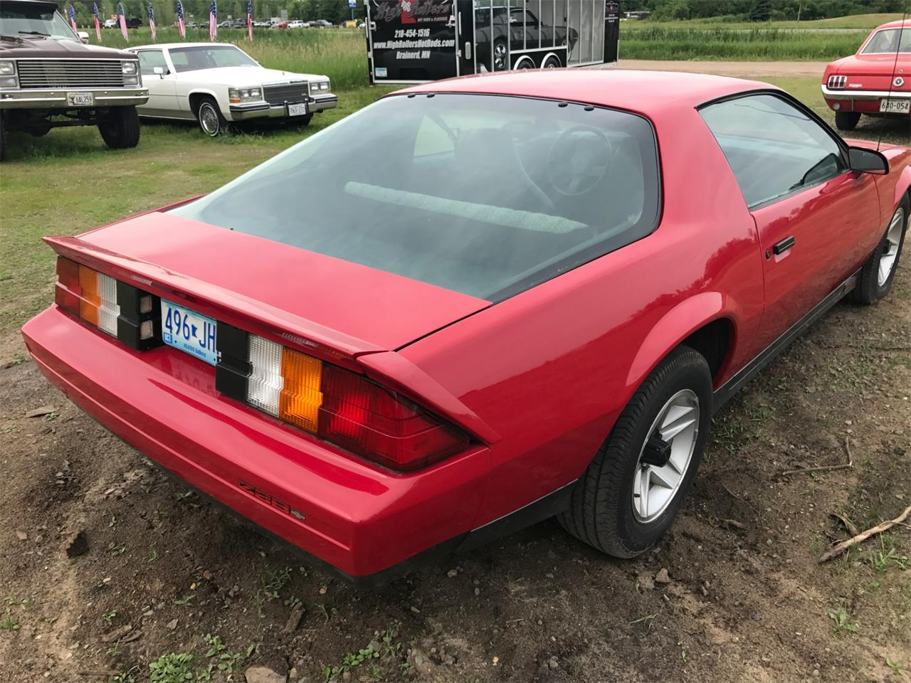Large Picture of 1982 Chevrolet Camaro - $6,999.00 - L93V