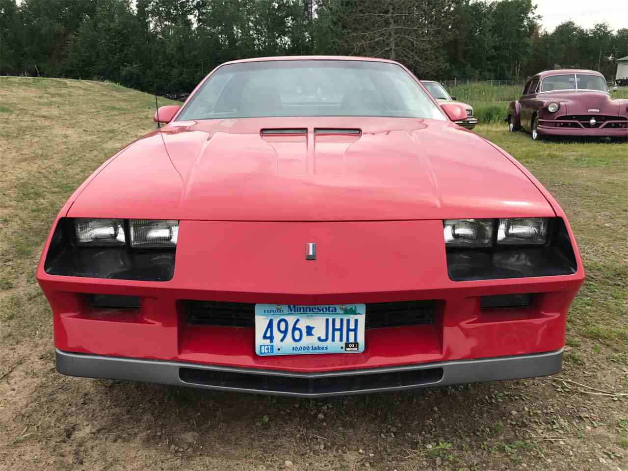 Large Picture of '82 Camaro - L93V