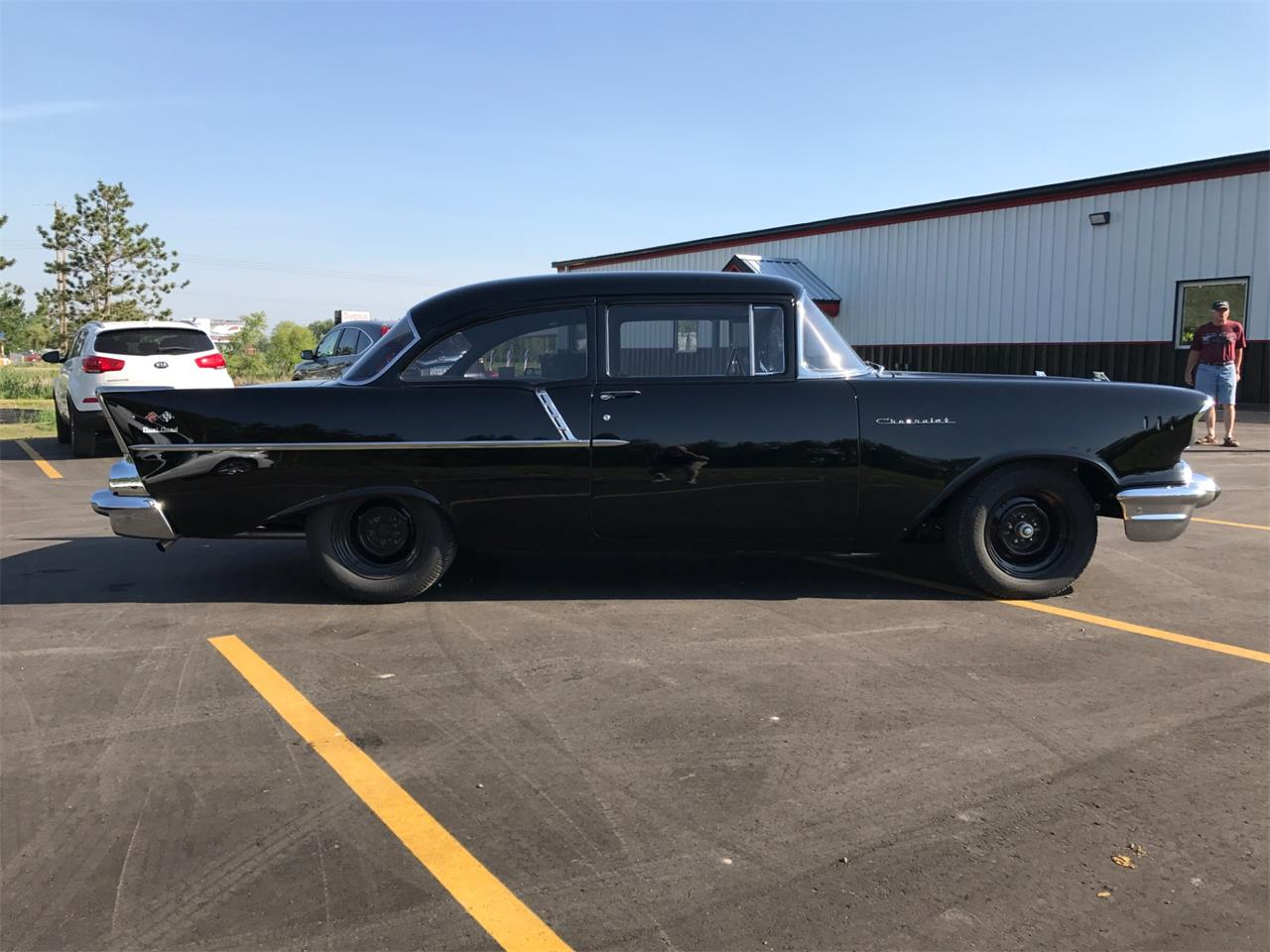 Large Picture of Classic '57 150 located in Minnesota Offered by High Rollers Hot Rods and Classics - L93Y