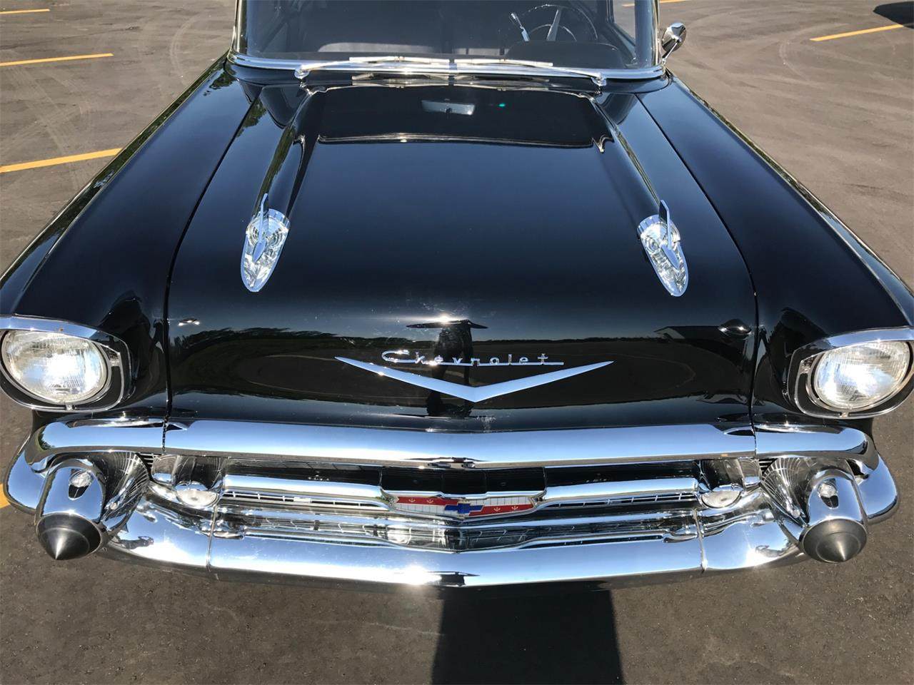 Large Picture of 1957 Chevrolet 150 Offered by High Rollers Hot Rods and Classics - L93Y