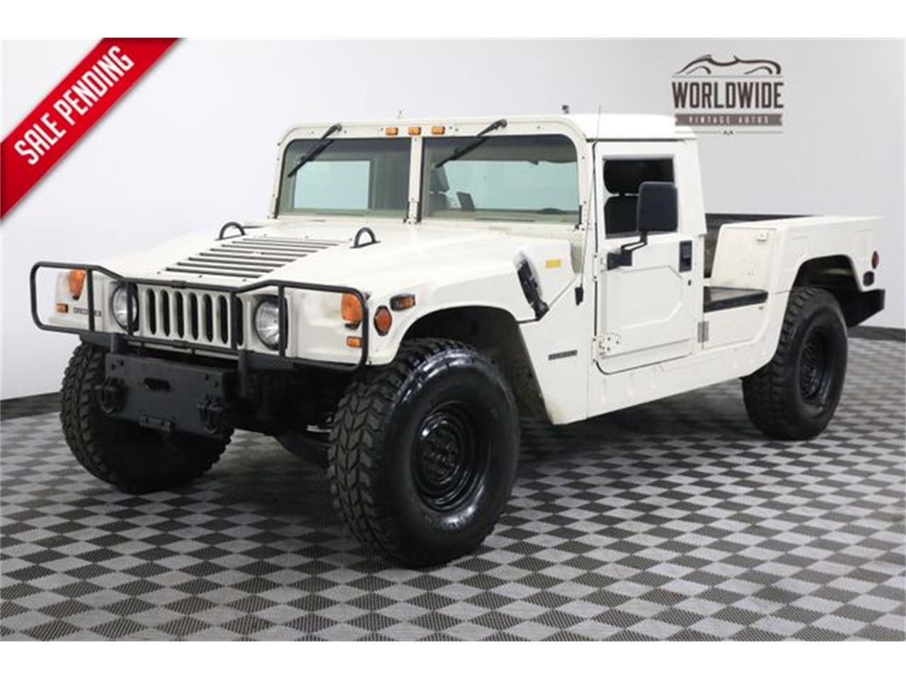 Large Picture of '95 Hummer H1 located in Denver  Colorado Offered by Worldwide Vintage Autos - L80I