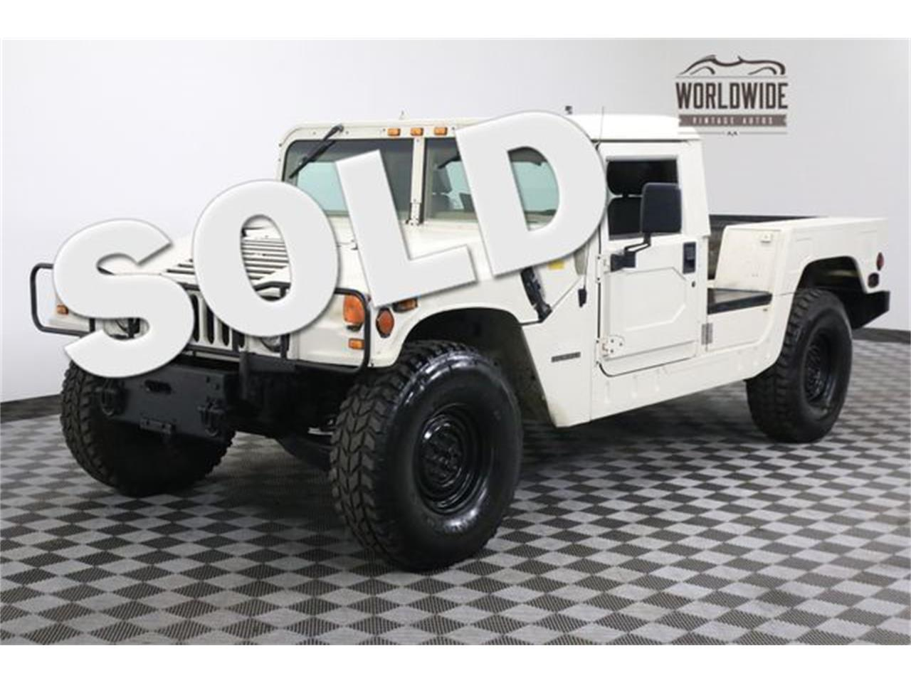 Large Picture of '95 H1 located in Denver  Colorado Offered by Worldwide Vintage Autos - L80I