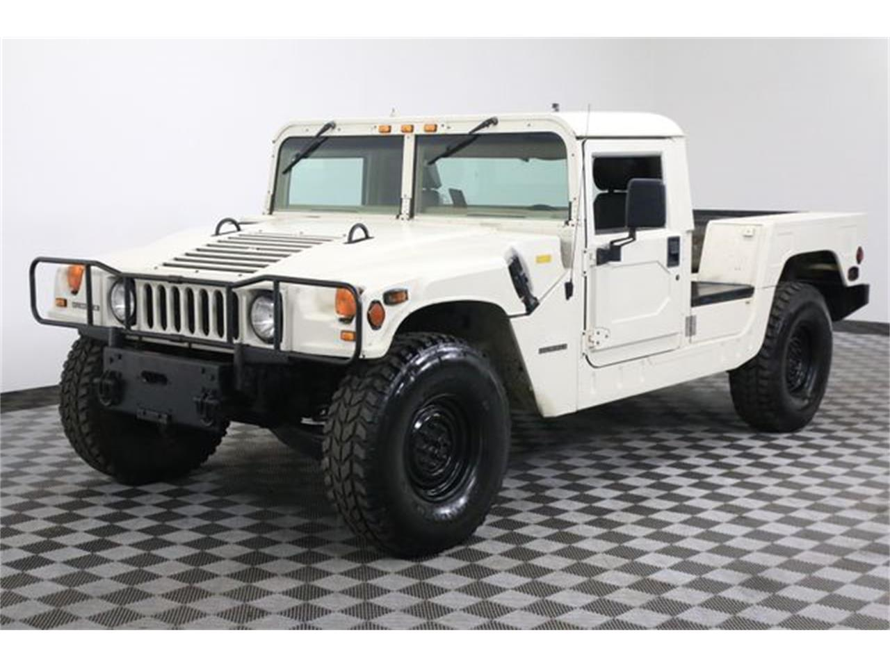 Large Picture of 1995 Hummer H1 - L80I
