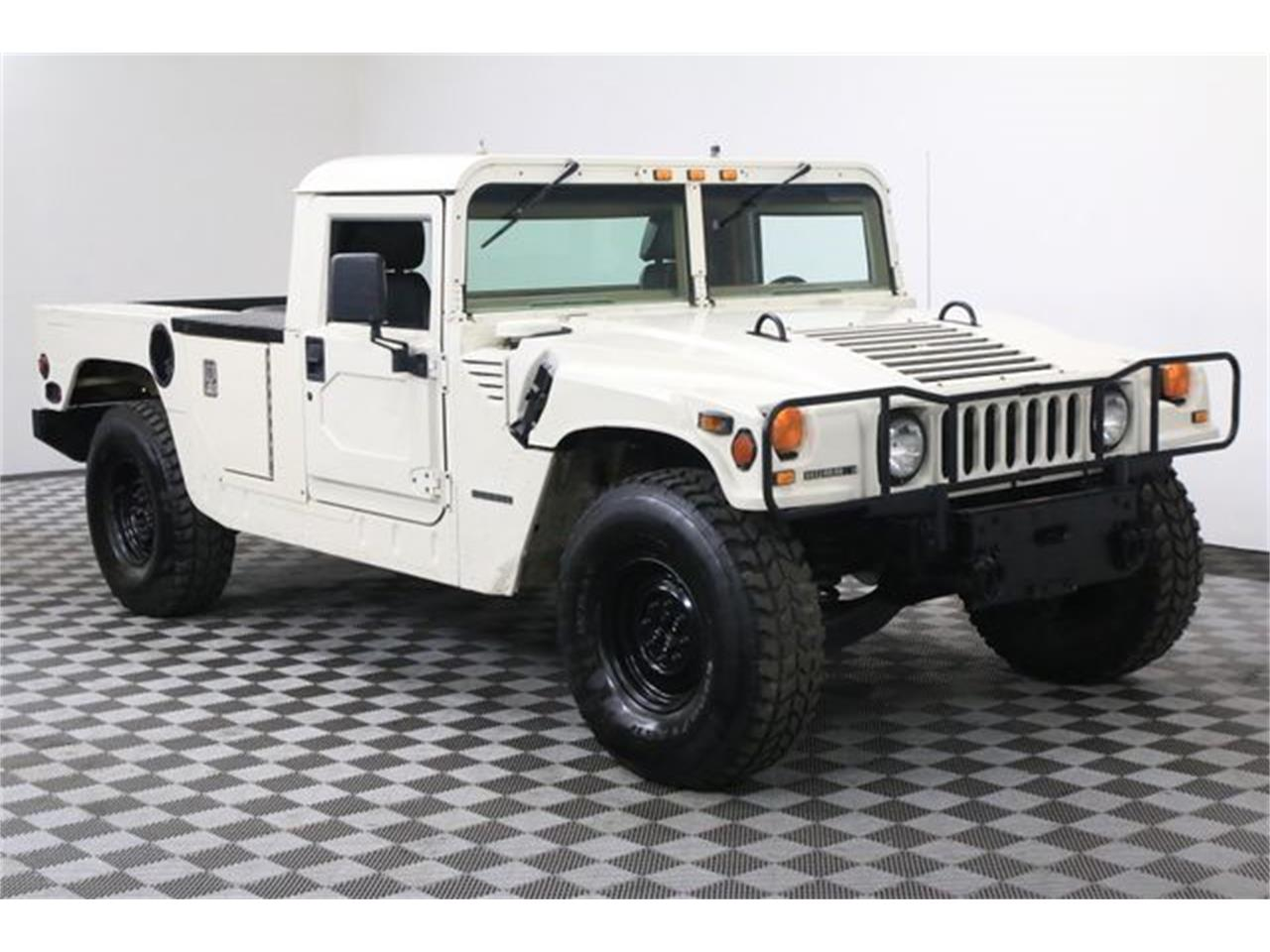 Large Picture of '95 Hummer H1 located in Denver  Colorado - $37,900.00 Offered by Worldwide Vintage Autos - L80I