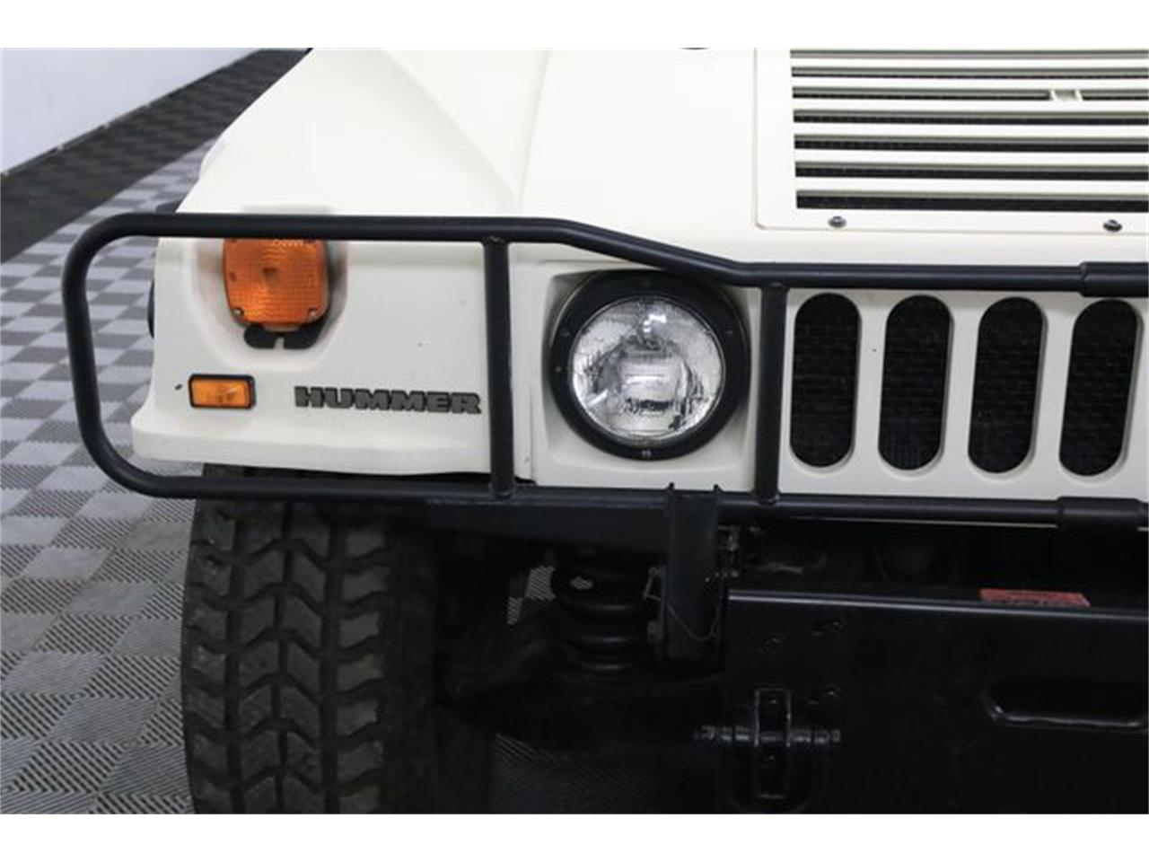 Large Picture of 1995 Hummer H1 located in Denver  Colorado - $37,900.00 Offered by Worldwide Vintage Autos - L80I