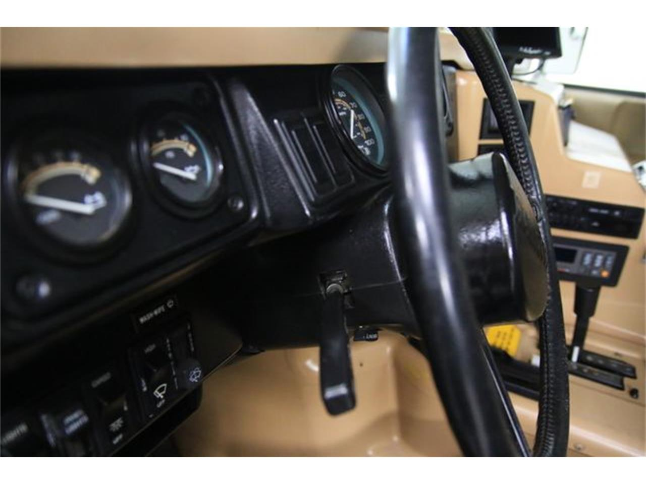 Large Picture of '95 Hummer H1 - $37,900.00 Offered by Worldwide Vintage Autos - L80I