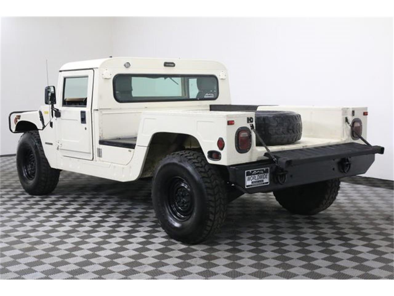 Large Picture of 1995 Hummer H1 Offered by Worldwide Vintage Autos - L80I