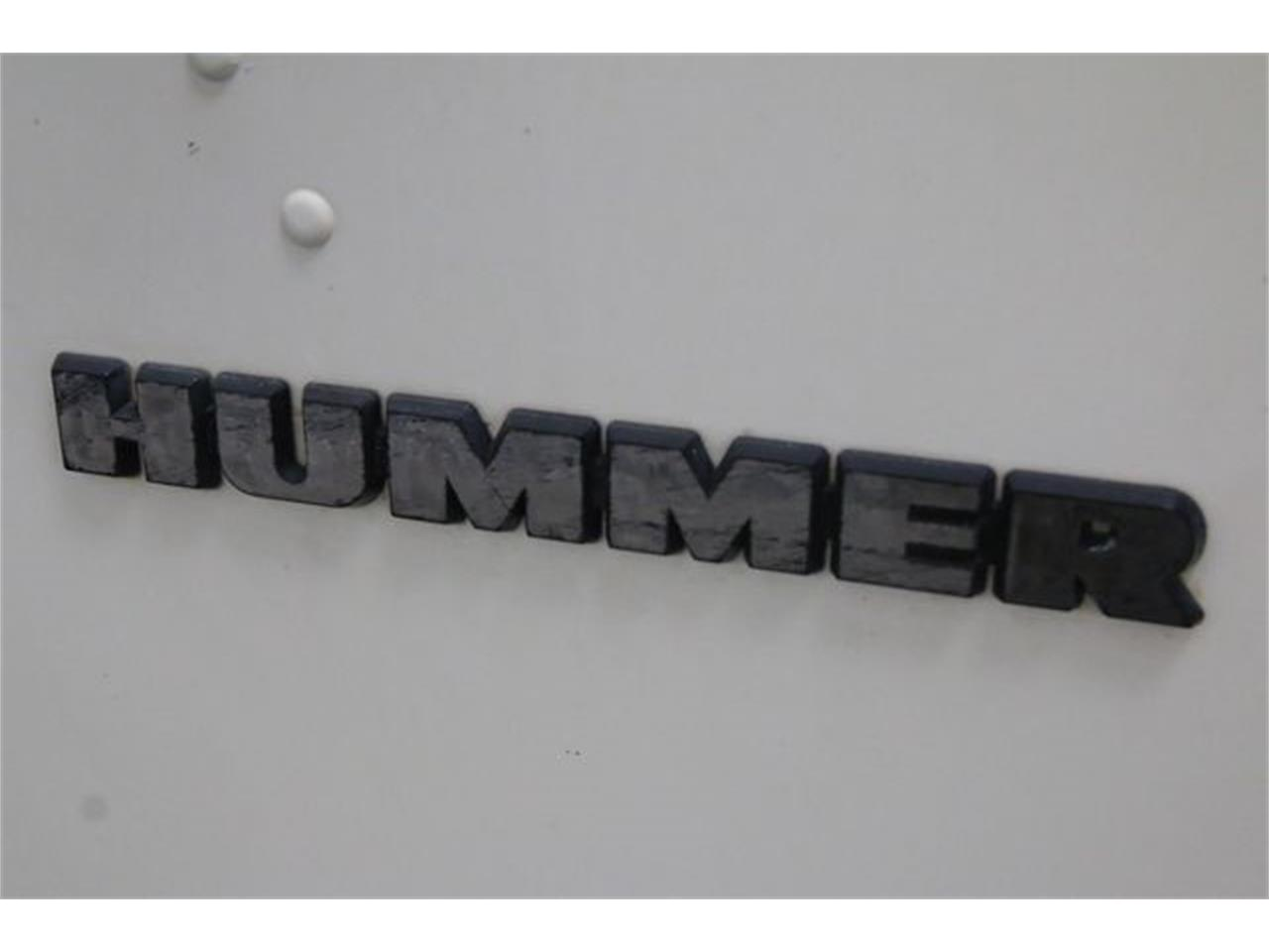 Large Picture of 1995 Hummer H1 located in Denver  Colorado - L80I