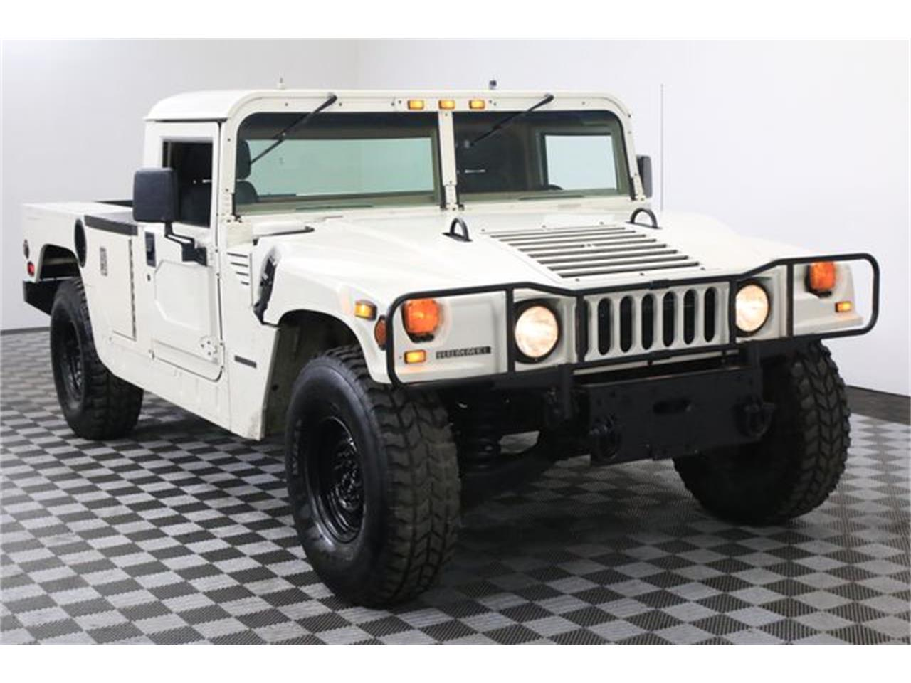 Large Picture of '95 Hummer H1 - L80I