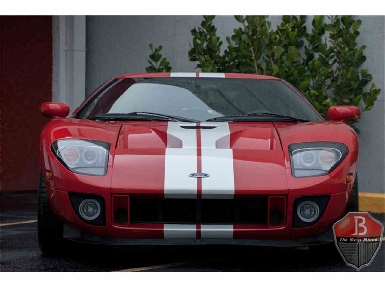 Large Picture of 2006 Ford GT located in Miami Florida - $279,900.00 Offered by The Barn Miami - L80N