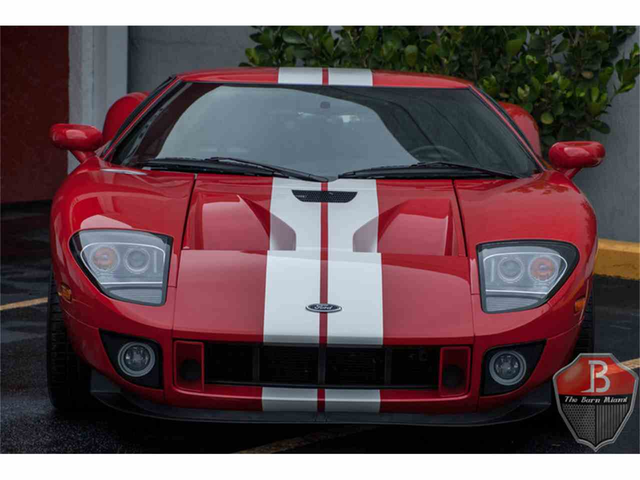 Large Picture of '06 Ford GT - $279,900.00 Offered by The Barn Miami - L80N