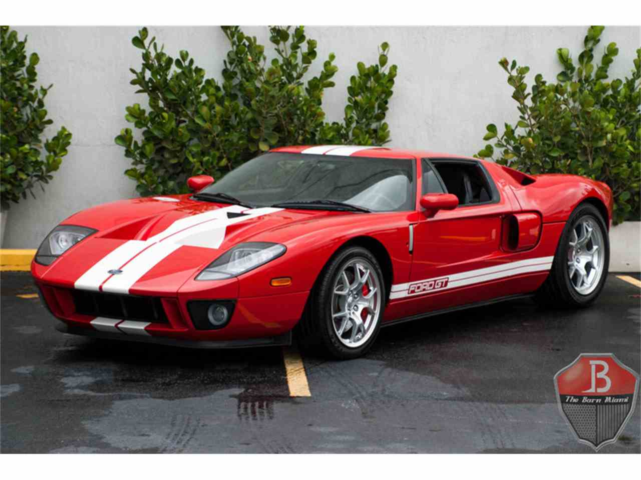 Large Picture of '06 Ford GT - L80N