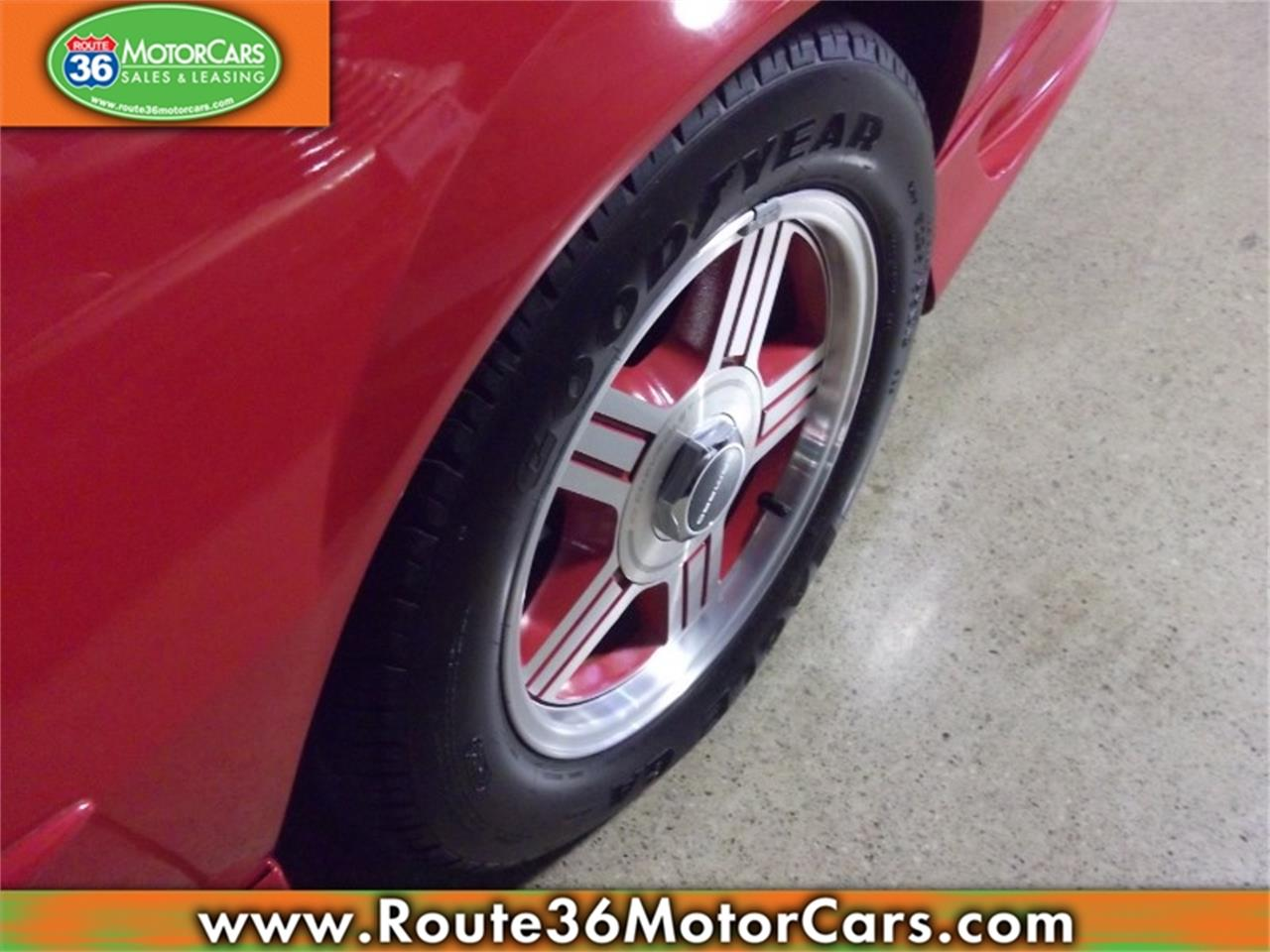 Large Picture of 1991 Camaro located in Dublin Ohio - $24,875.00 Offered by Route 36 Motor Cars - L80O