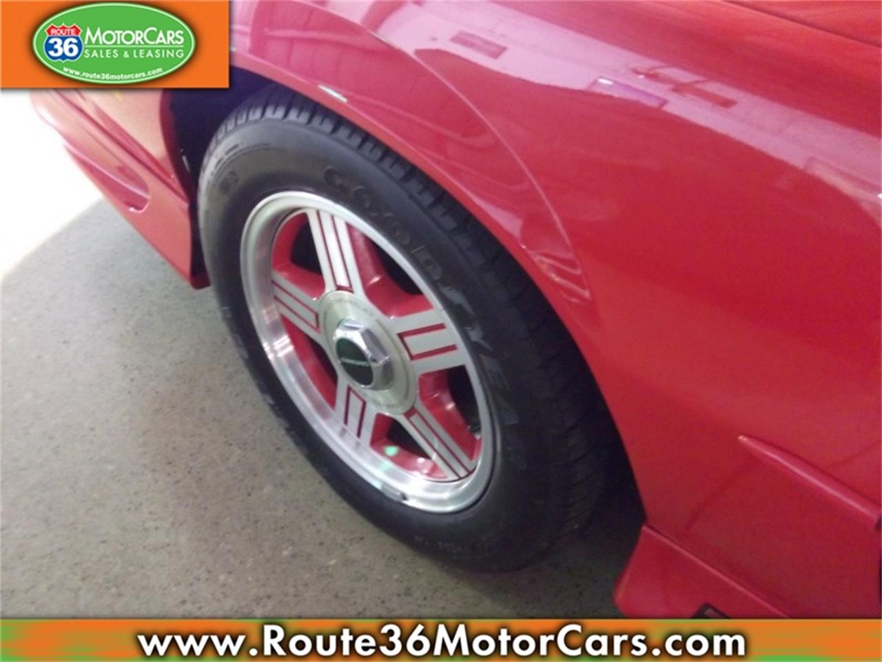 Large Picture of '91 Camaro Offered by Route 36 Motor Cars - L80O