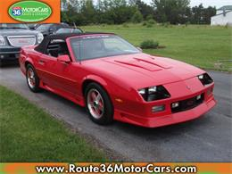 Picture of '91 Camaro located in Dublin Ohio Offered by Route 36 Motor Cars - L80O